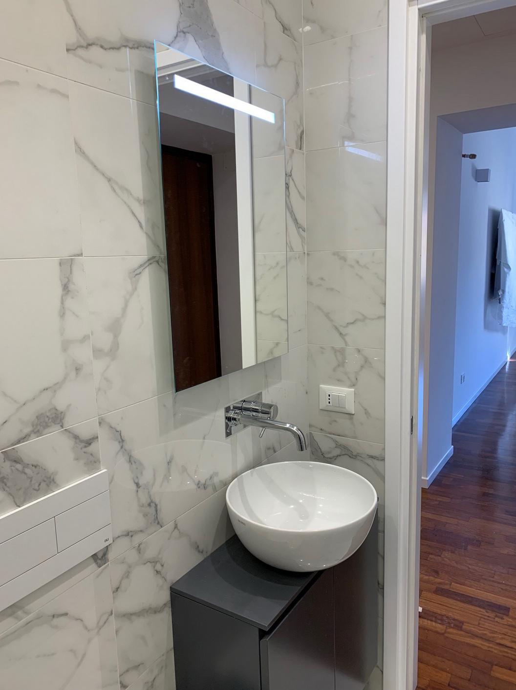 TemaLiving Arredamento e illuminazione Residenza Via Piemonte Roma