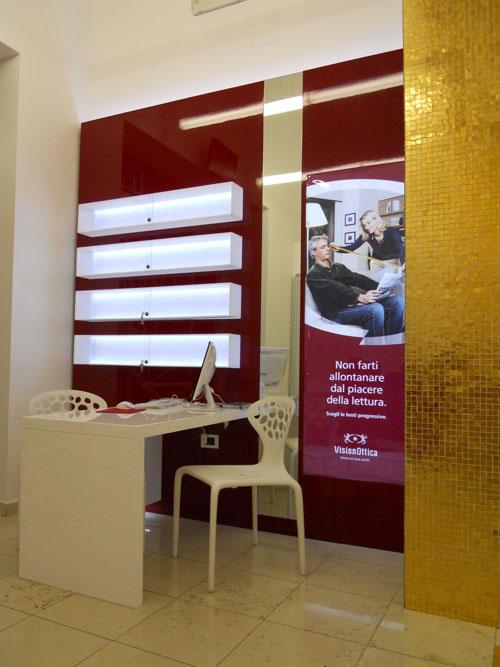 TemaLiving Arredamento e illuminazione Vision Ottica Insogna Taranto